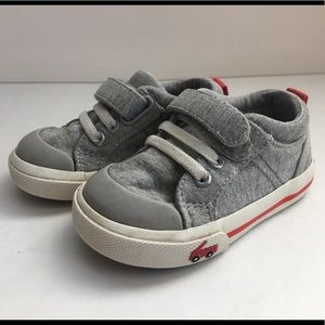 See Kai Run Sneakers Boys Shoes Toddler Size 5